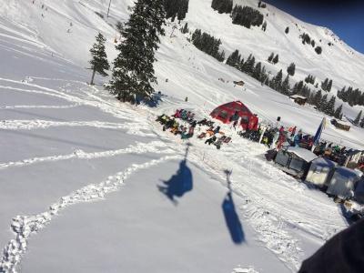 Aprés Ski in 100m Entfernung vom Chalet